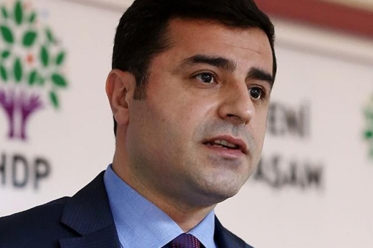 Παραιτείται ο φυλακισμένος Πρόεδρος του HDP