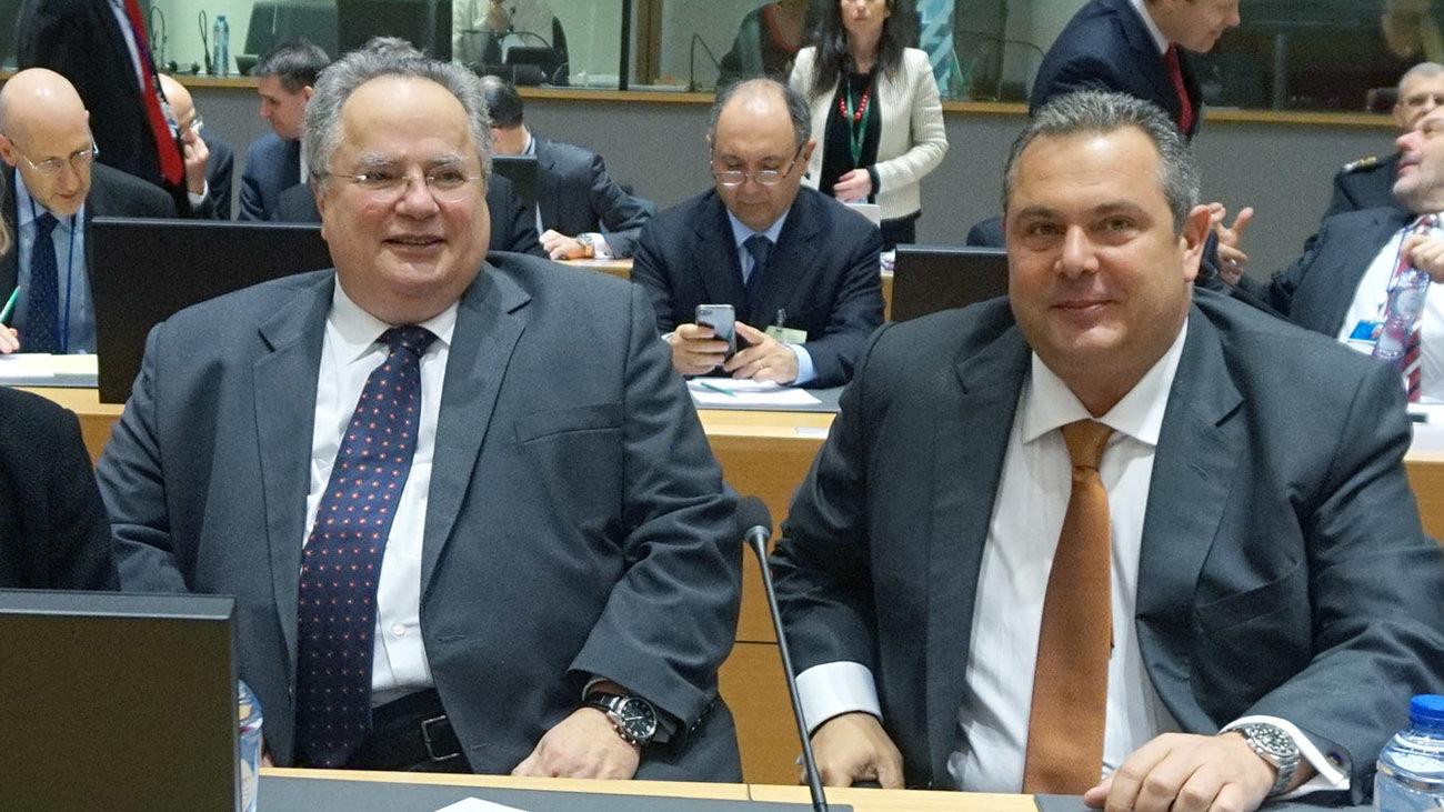 Σύσκεψη για τα Βαλκάνια πραγματοποιήθηκε στο Μαξίμου.