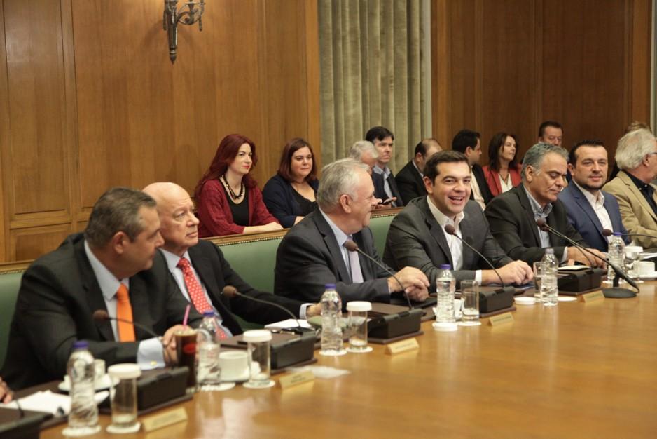 Ο Αλέξη Τσίπρας θα προεδρεύσει του υπουργικού συμβουλίου τη Δευτέρα