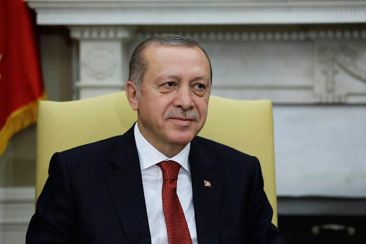 Ο Erdogan θα επισκεφθεί τον Πάπα στο Βατικανό