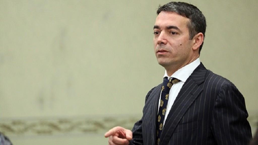 ΠΓΔΜ :Έκπληκτος ο ΥΠΕΞ Dimitrov με τις δηλώσεις Naumovski