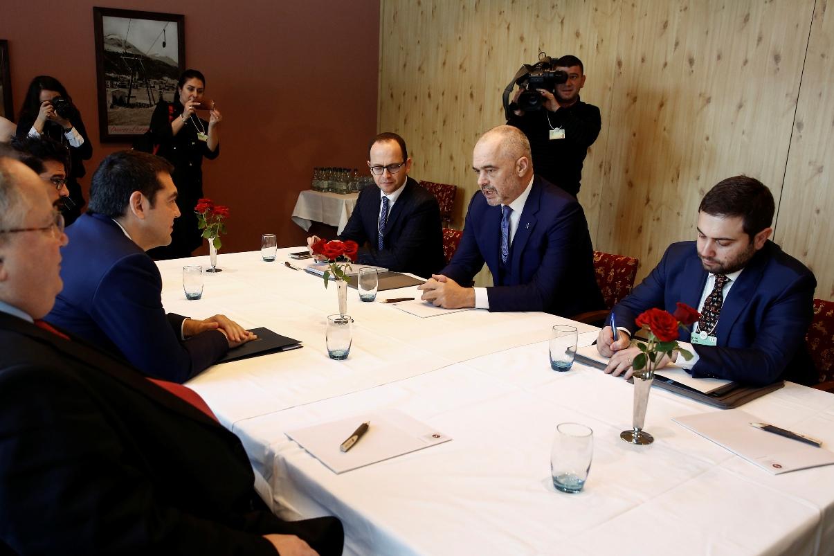 Άνοιξε ο δρόμος για την επίλυση των διαφορών Ελλάδας Αλβανίας.