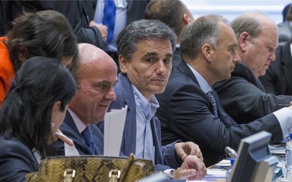 Πρώτο θέμα η Ελλάδα για τοEurogroup