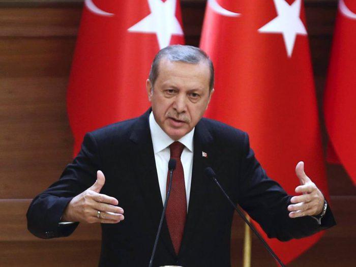 Erdogan: «Θα στείλουμε σύντομα το πλοίο ερευνών μας στη Μεσόγειο»