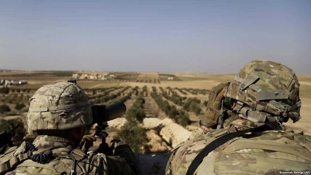 Κανένα χρονοδιάγραμμα για επικείμενη αποχώρηση των Αμερικανικών στρατευμάτων από τη Συρία