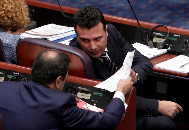 Απορρίφθηκε από την Βουλή η πρόταση δυσπιστίας κατά της κυβέρνησης Zaev