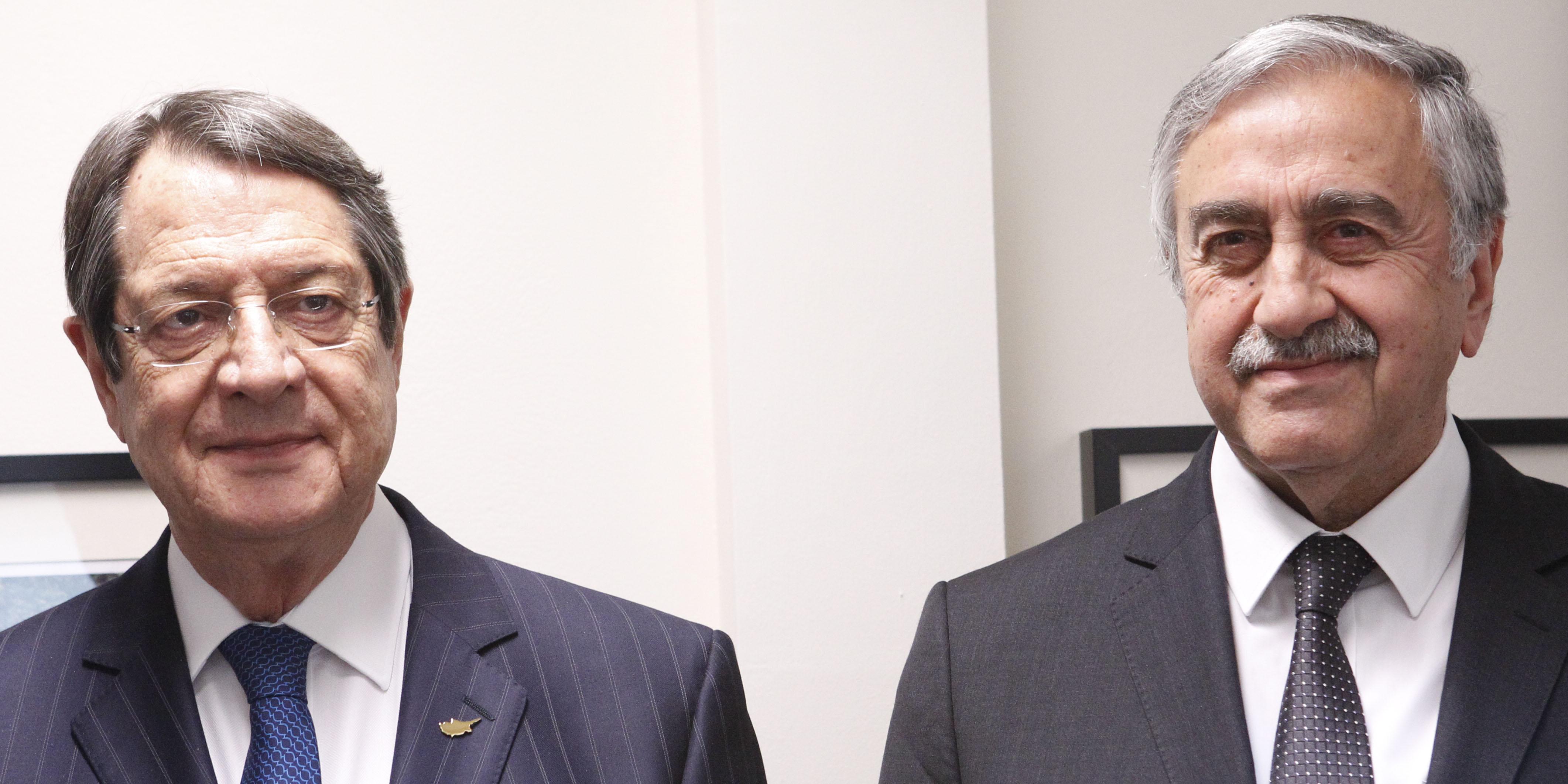 Κύπρος: Επικοινωνία Αναστασιάδη Akinci για την αύξηση των παράνομων ροών προς την Κυπριακή Δημοκρατία