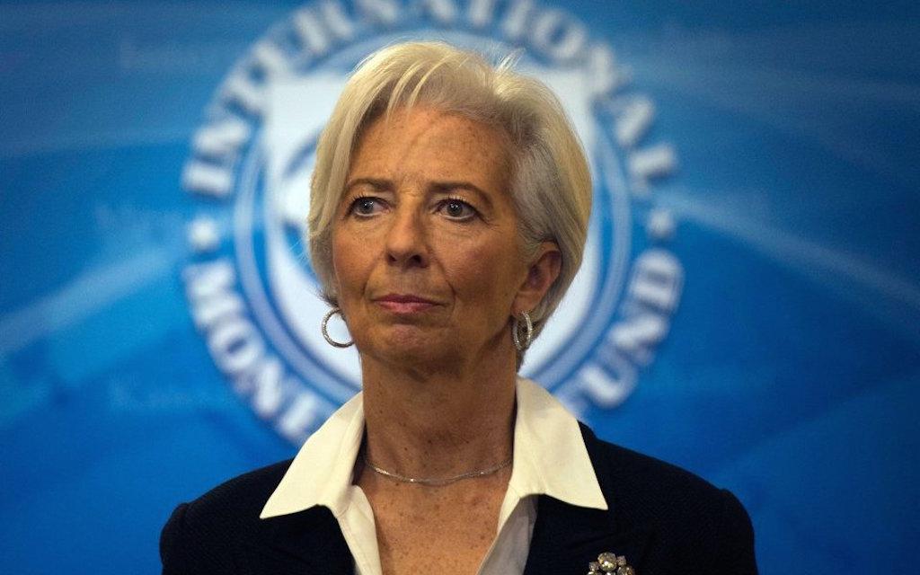 """Ανάπτυξη και μείωση της ανεργίας """"βλέπει"""" το ΔΝΤ για την Ελλάδα"""