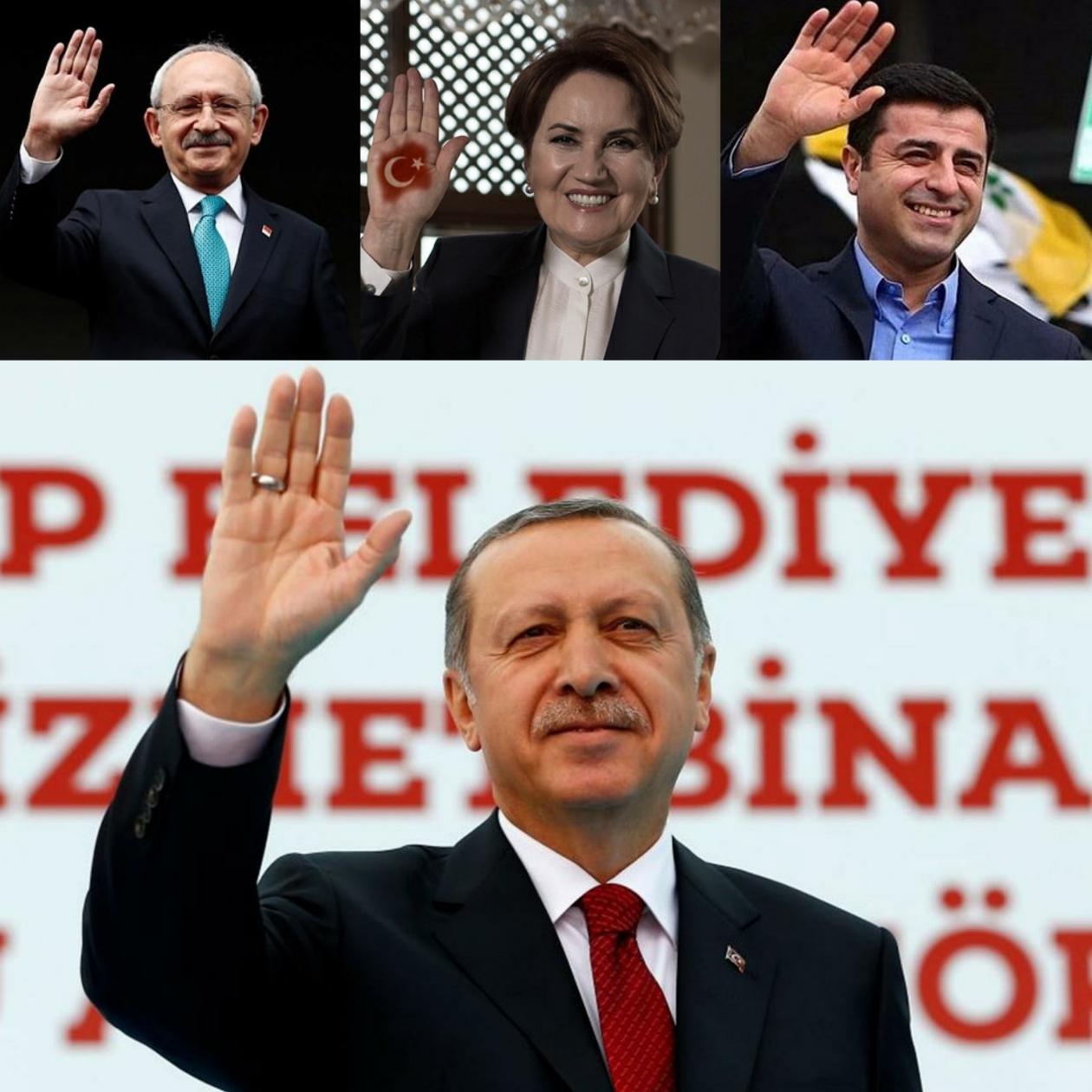 Οι πρώτες δημοσκοπήσεις στην Τουρκία