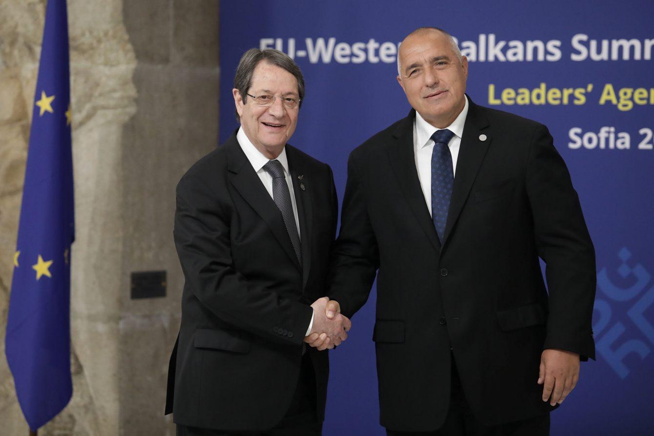 Αναστασιάδης: Ν' αυξηθούν οι δεσμοί της ΕΕ με τις χώρες των Δυτικών Βαλκανίων