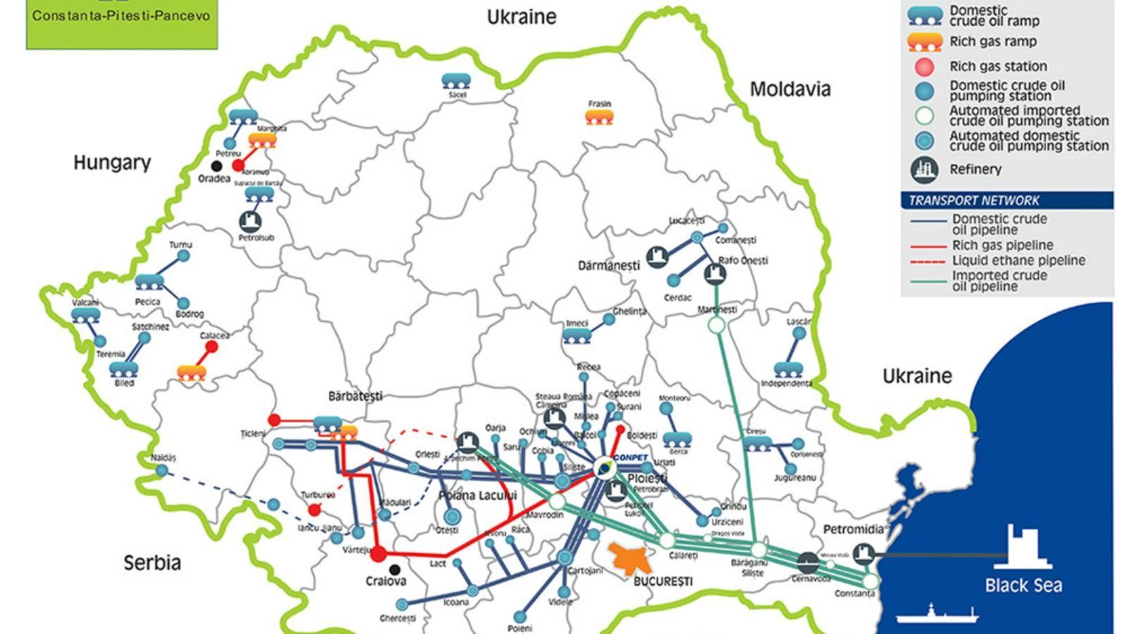 Αέρας αλλαγής στα Βαλκάνια με τον αγωγό BRUA