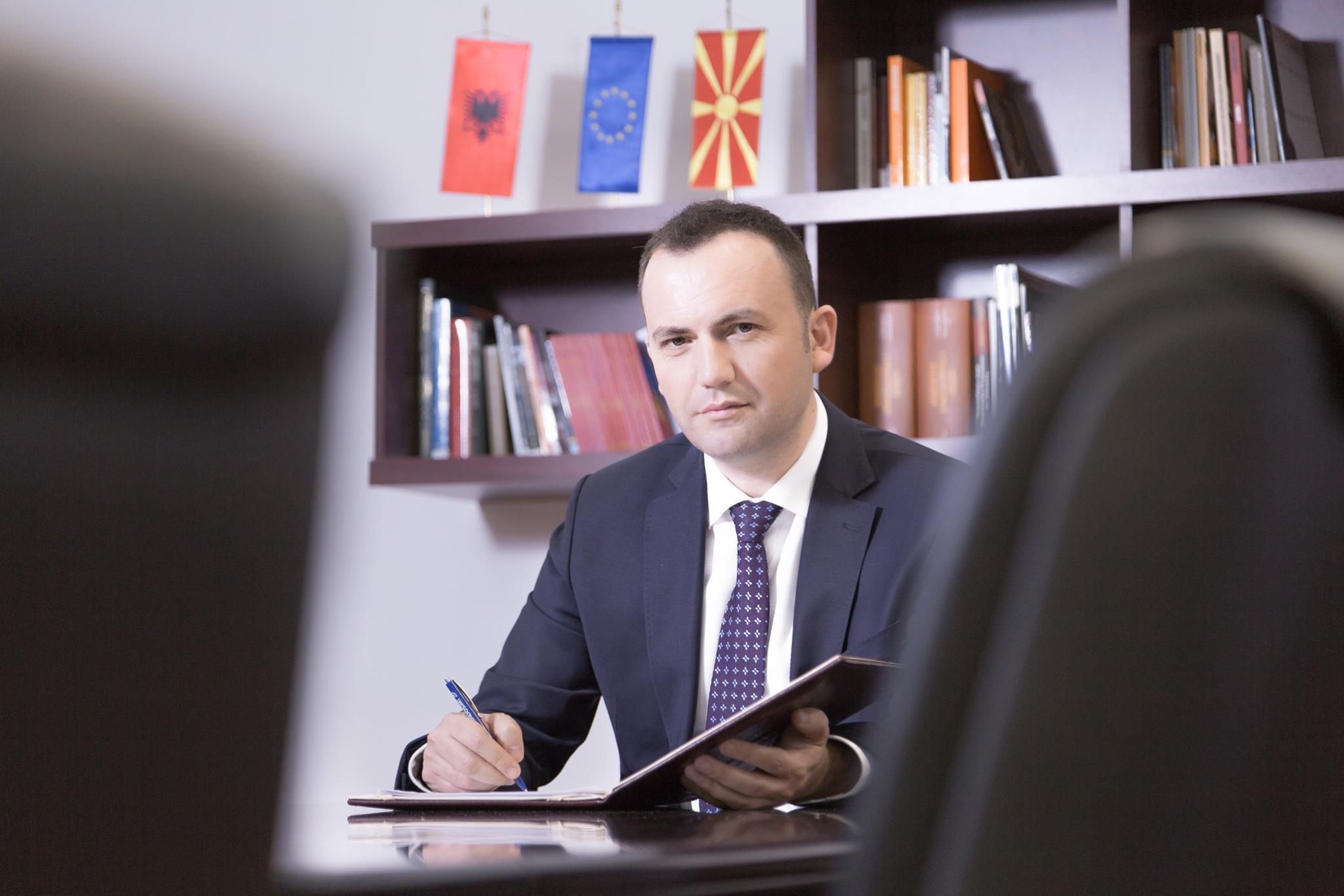 Βόρεια Μακεδονία: Στις Βρυξέλλες ο Osmani για σειρά επαφών