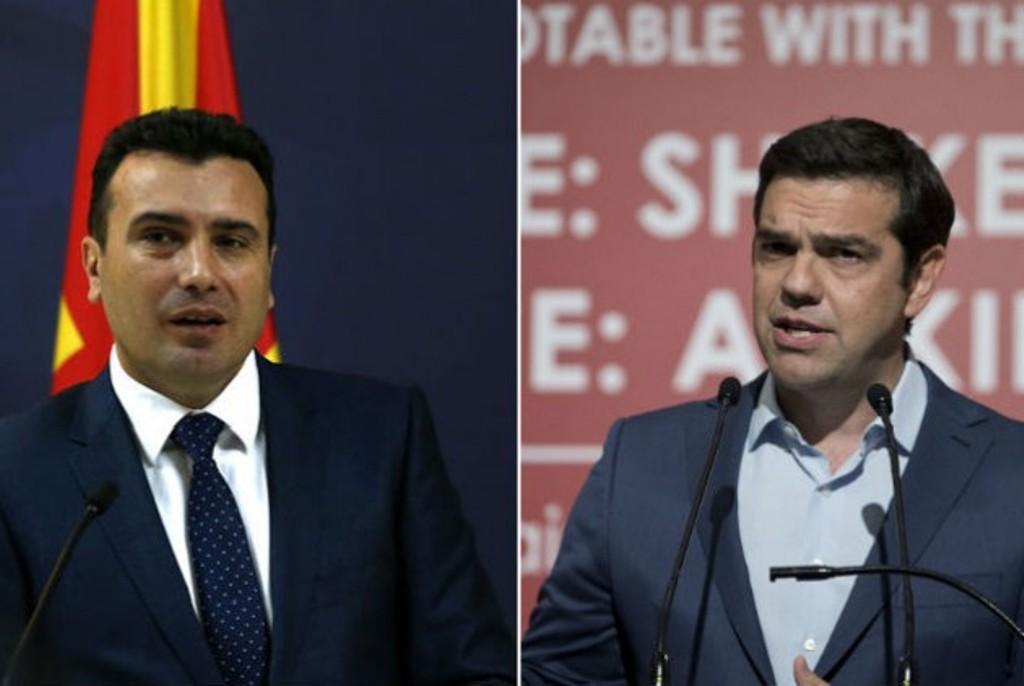 Επιβεβαίωσε την τηλεφωνική συνομιλία και ο Εκπρόσωπος της πΓΔ της Μακεδονίας