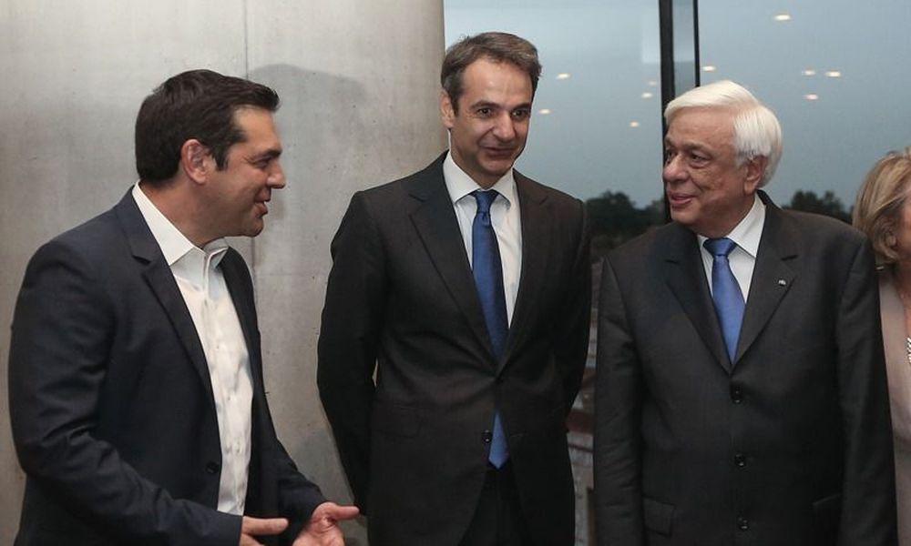 Οι αντιδράσεις των πολιτικών κομμάτων μετά τη συμφωνία Τσίπρα – Ζάεφ