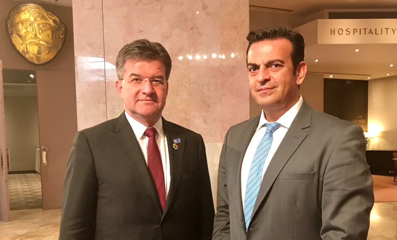 Συνέντευξη M. Lajčák: Η συμφωνία των Πρεσπών είναι θετική είδηση. Χρειαζόμαστε θετικές ειδήσεις.