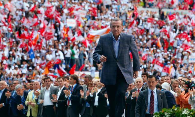 Θρίαμβος Erdogan στις εκλογές