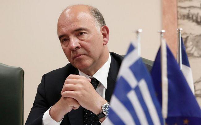 Στην Αθήνα στις 2 Ιουλίου ο Moscovici.