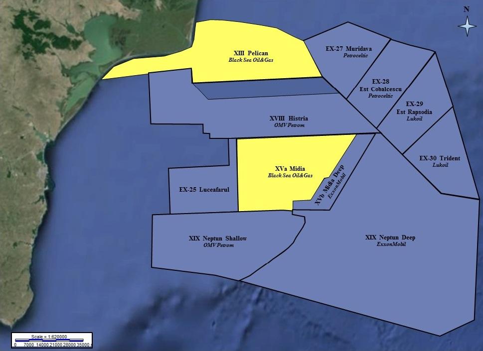 «Χρυσή» αποδεικνύεται η Μαύρη Θάλασσα για την Ρουμανία