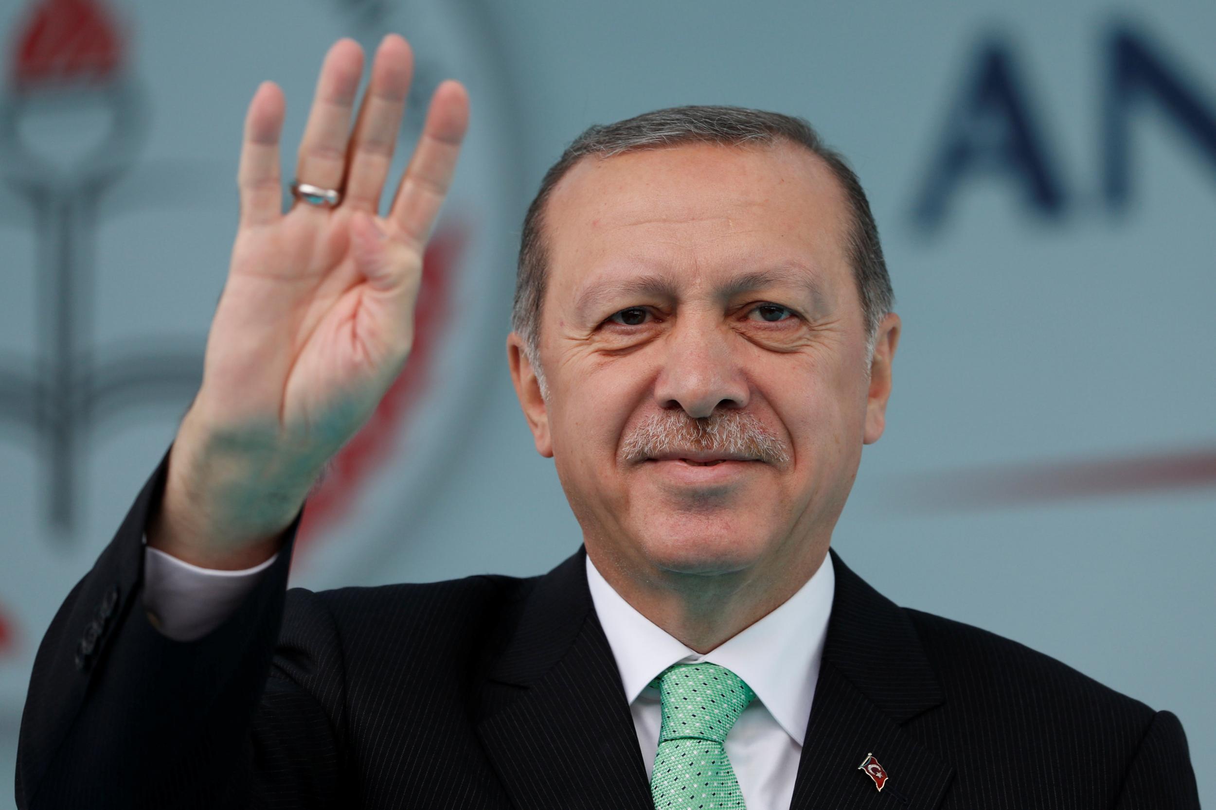 22 Αρχηγοί Κρατών θα παρευρεθούν στην ορκωμοσία του Erdogan