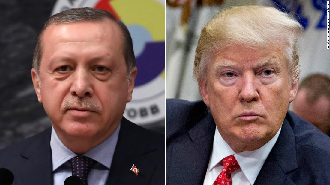 Τηλεφωνική συνομιλία Trump-Erdogan: Θα δώσουν Patriot οι Η.Π.Α. στην Τουρκία;