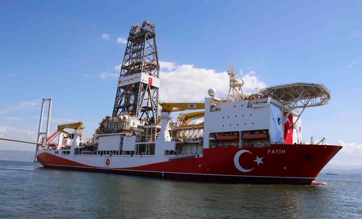 «Επιθετική πολιτική» επιλέγει ηΤουρκία στην Ανατολική Μεσόγειο