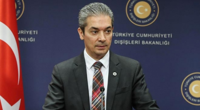 Aksoy: Η Ελλάδα να σεβαστεί τις σχέσεις καλής γειτονίας και τους κανόνες δικαίου.