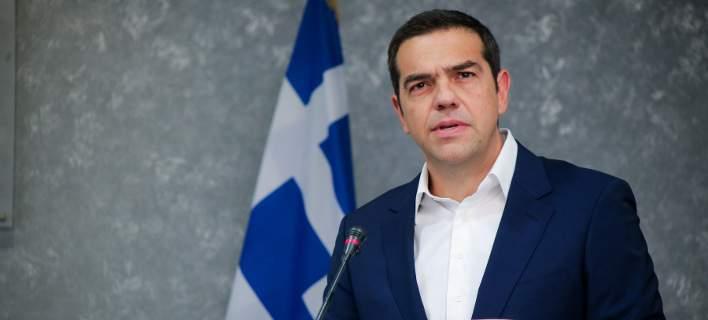 Νέο φορέα για τη διαχείριση εκτάκτων αναγκών ανακοίνωσε ο Αλέξης Τσίπρας