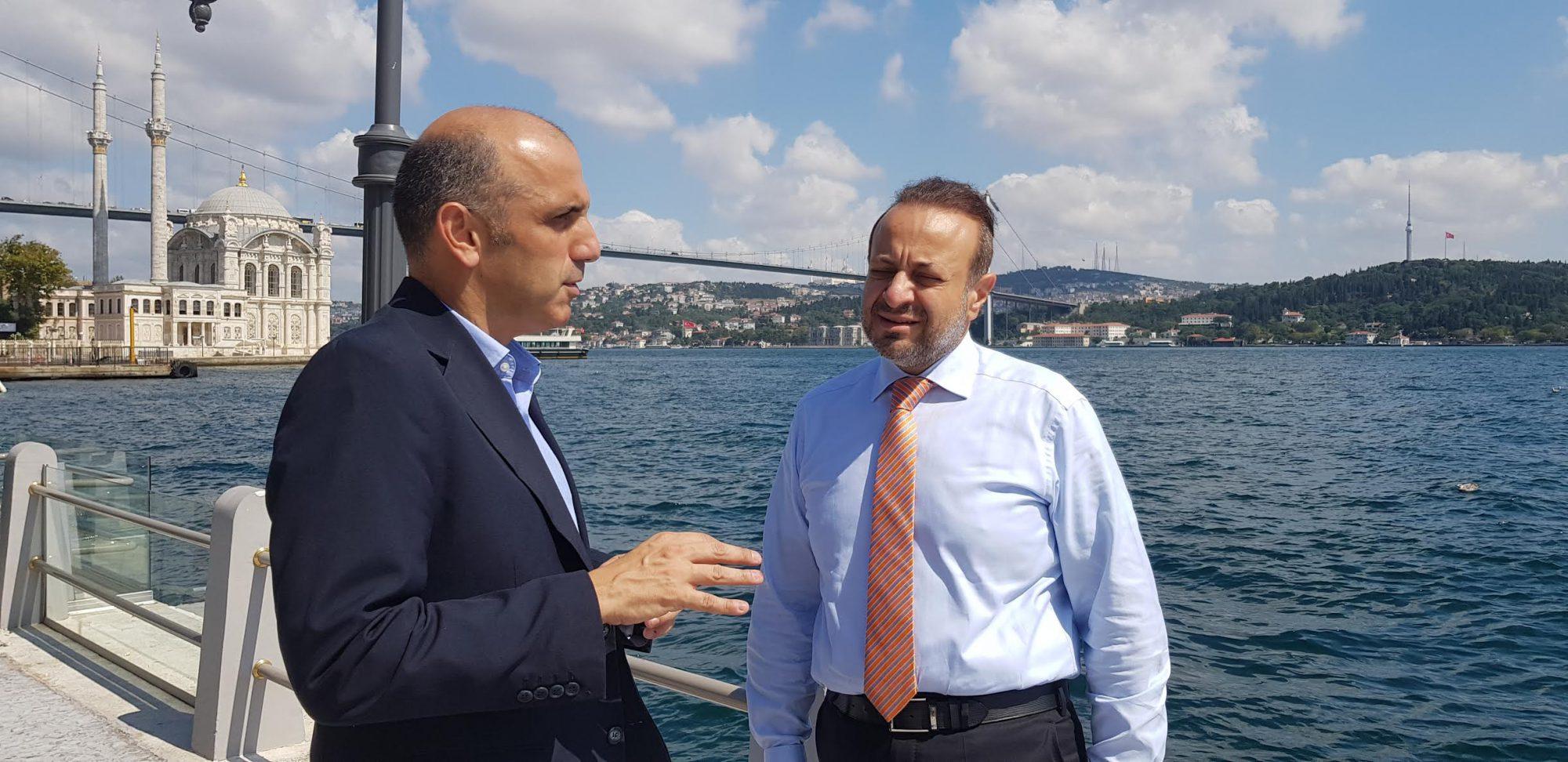 Συνέντευξη με τον Egemen Bağış, πρώην υπουργό Ευρωπαϊκών Υποθέσεων της Τουρκίας