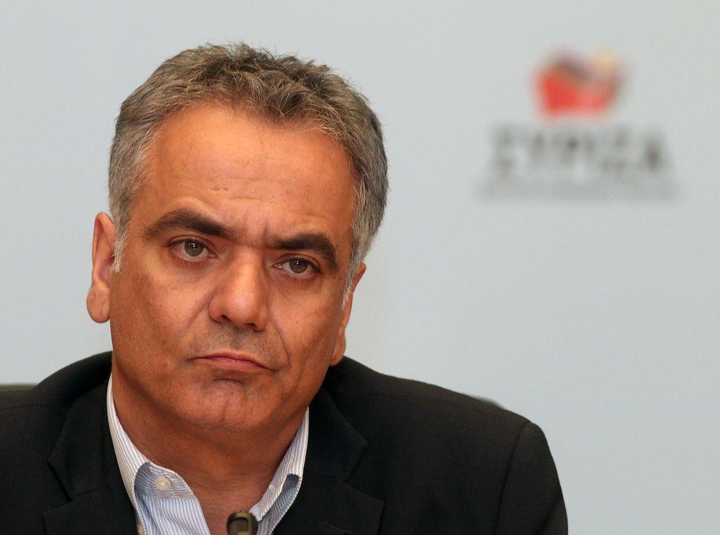 Ο Πάνος Σκουρλέτης νέος Γραμματέας του ΣΥΡΙΖΑ