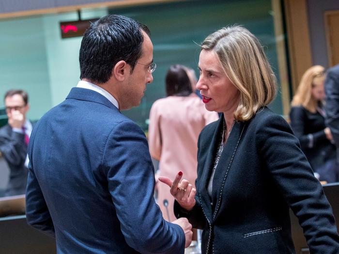 Ο Νίκος Χριστοδουλίδης στη Βιέννη για τοΆτυπο Συμβούλιο Υπουργών Εξωτερικών της ΕΕ
