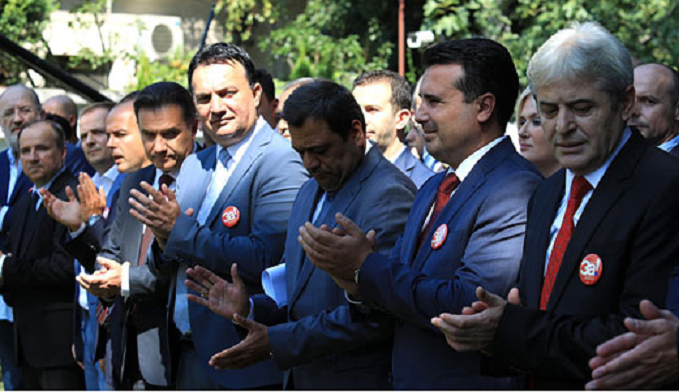 ΠΓΔΜ: Ευρύς συνασπισμός για την υποστήριξη της Συμφωνίας των Πρεσπών και του δημοψηφίσματος