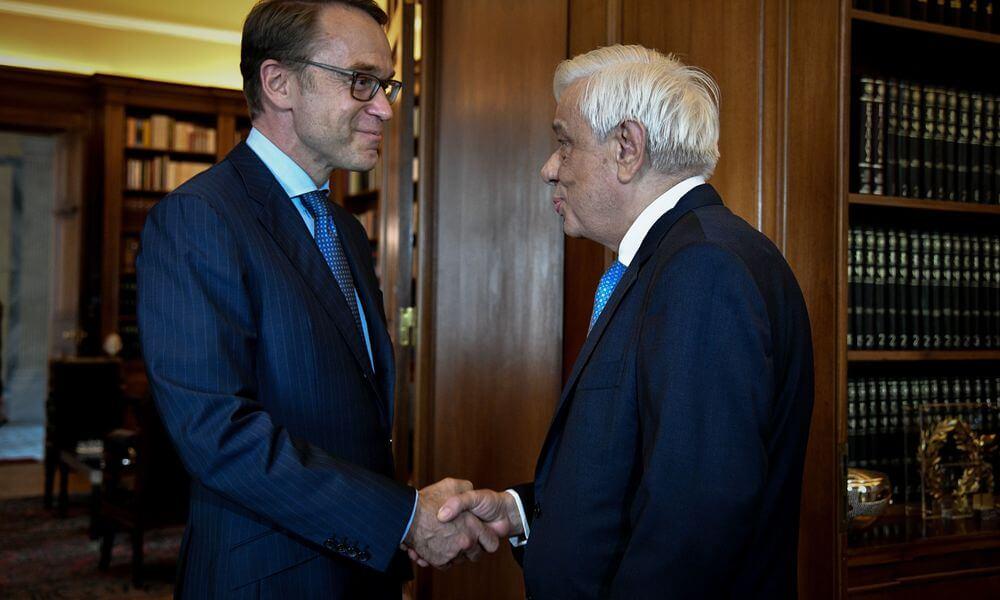 J. Weidmann: Η Ελλάδα να αναζητήσει εμπιστοσύνη