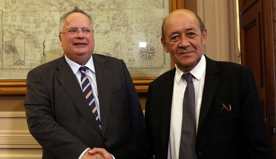 Στρατηγική η σχέση Ελλάδας Γαλλίας