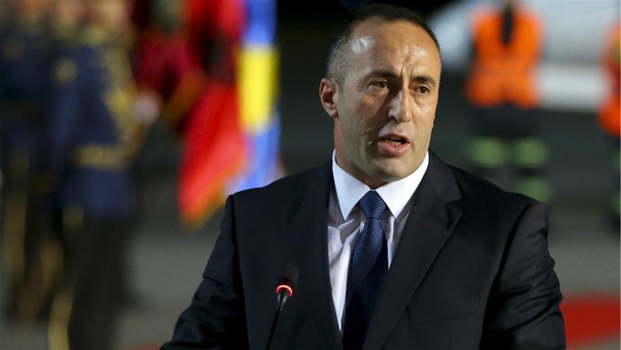 """Ο Haradinaj κάλεσε τους Αλβανούς στην ΠΓΔΜ να ψηφίσουν """"ΝΑΙ"""" στο δημοψήφισμα για το όνομα."""
