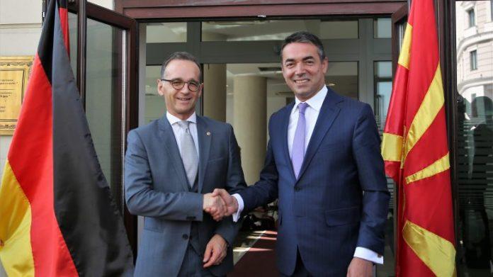 ΠΓΔΜ: Γερμανία και Μ.Βρετανία στηρίζουν τη Συμφωνία των Πρεσπών, ενόψει του δημοψηφίσματος