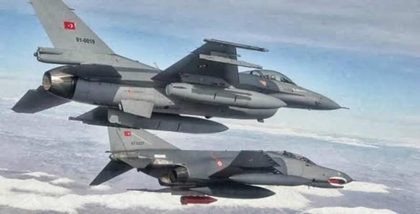 Μαζικές συλλήψεις στην Τουρκική Πολεμική Αεροπορία