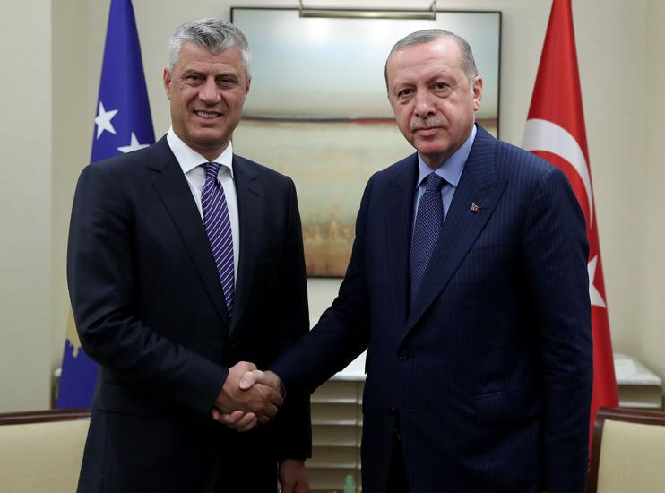 Διπλωματική εκστρατεία της Τουρκίας υπέρ της αναγνώρισης του Κοσσόβου