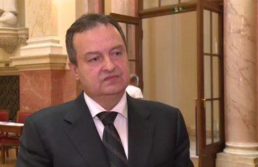 Dacic: Τα προβλήματα στο Μαυροβούνιο δεν προκαλούνται από τη Σερβία
