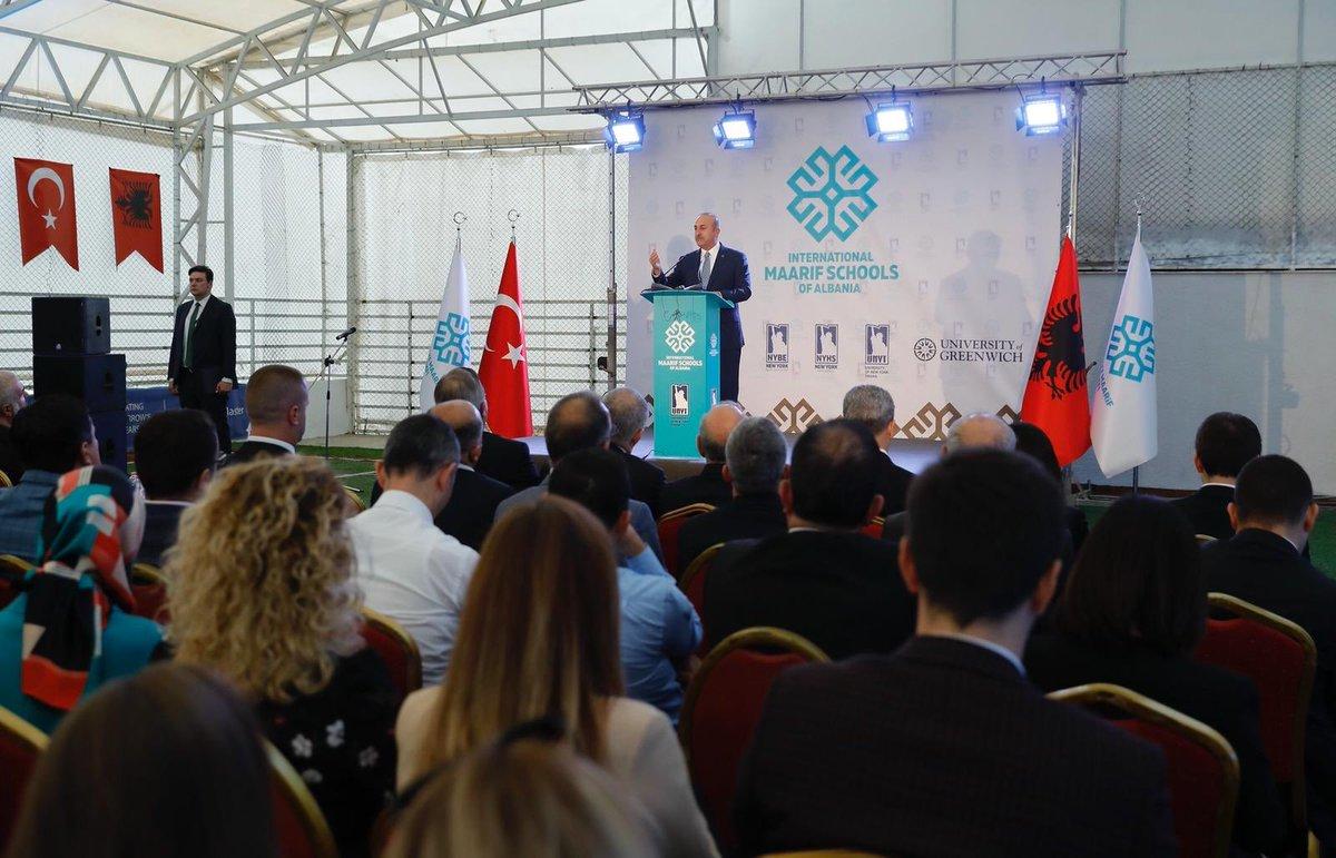 Αποκλειστικό: Προσπάθεια να χτυπήσουν τα συμφέροντα του Gullen; Ένα τουρκικό ίδρυμα αναλαμβάνει το μεγαλύτερο πανεπιστήμιο της Αλβανίας