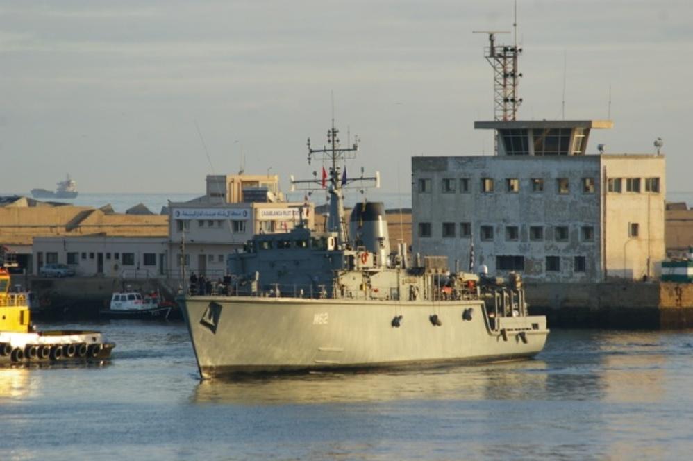 Επίσκεψη του Έλληνα Πρέσβη στο πλοίο του ΠΝ «Ευρώπη» στην Σμύρνη