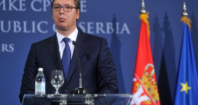 Vucic: Όσο έχω δύναμη και ενέργεια θα αγωνιστώ ν' αφήσω πολλά περισσότερα στη Σερβία