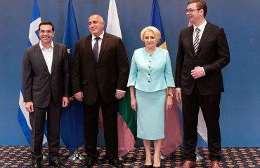 Τετραμερής στο Βουκουρέστι με τη συμμετοχή του Τούρκου Αντιπροέδρου Oktay