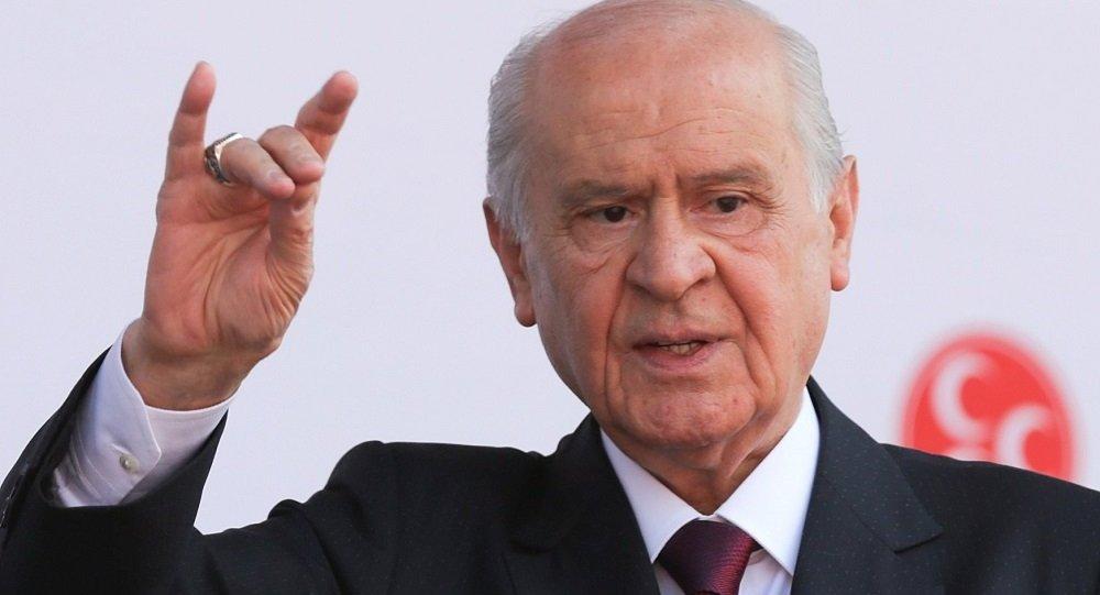 "Bahceli: ""Δεν ξεχνάμε πως η Μεσόγειος ήταν Τουρκική λίμνη"""