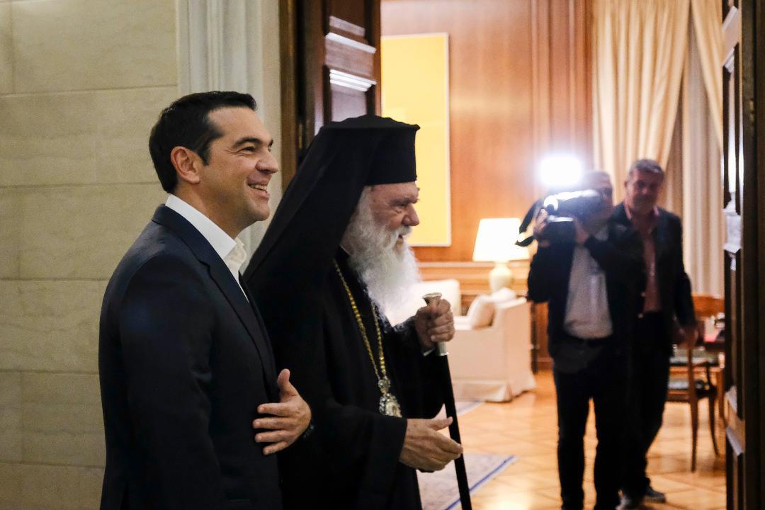 Τσίπρας και Ιερώνυμος μπροστά στην επίλυση ιστορικών εκκρεμοτήτων