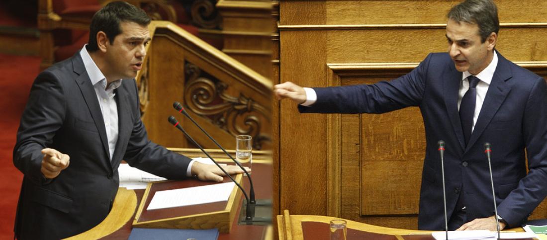 """""""Φωτιά"""" στο ελληνικό πολιτικό σκηνικό με φόντο 34.500 προσλήψεις"""