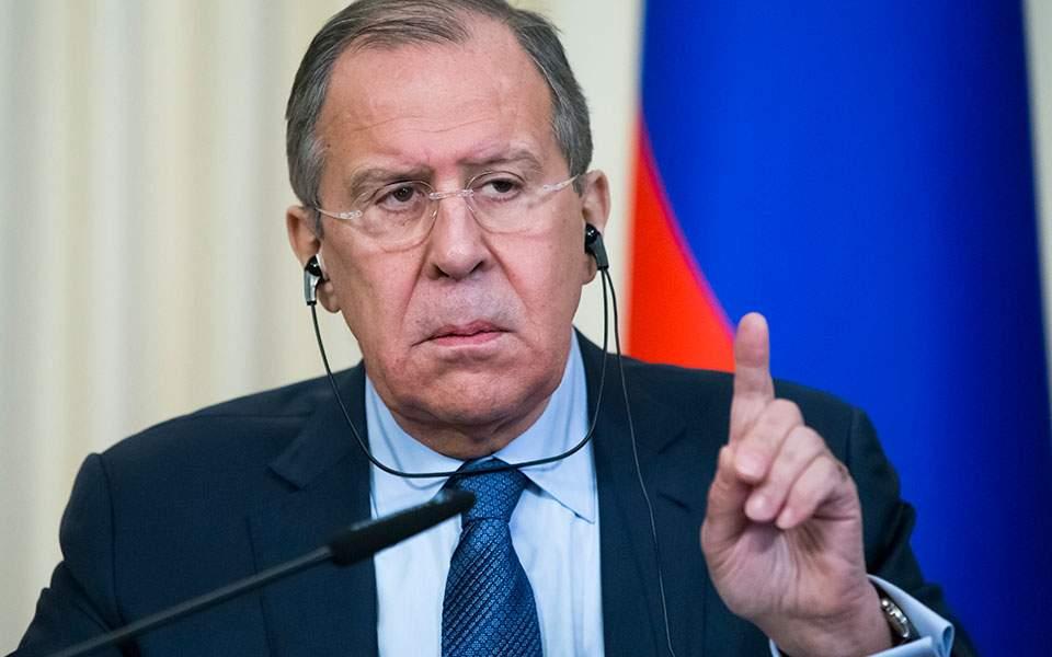 Lavrov: Οι προσπάθειες της Ε.Ε. για το Κόσσοβο απέτυχαν