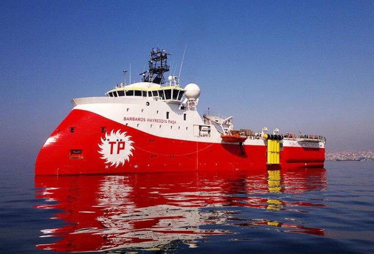 Η Τουρκία στέλνει δύο πλοία στη Μεσόγειο
