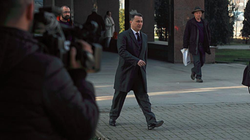 Ο Gruevski εισήλθε στην Ουγγαρία μέσω της Σερβίας, αποκάλυψε ο Vucic