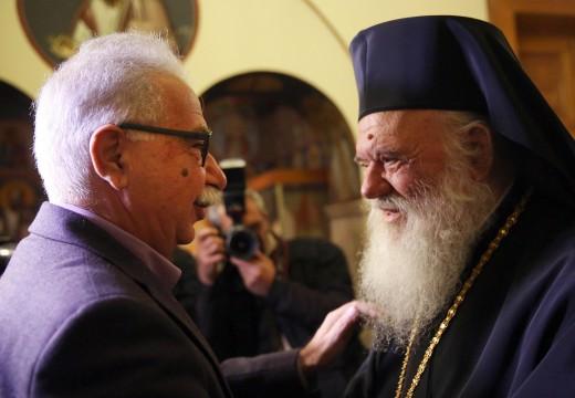 Συναντήσεις με τους επικεφαλής των ορθόδοξων Εκκλησιών της Ελλάδας ξεκινάει ο υπουργός παιδείας και θρησκευμάτων