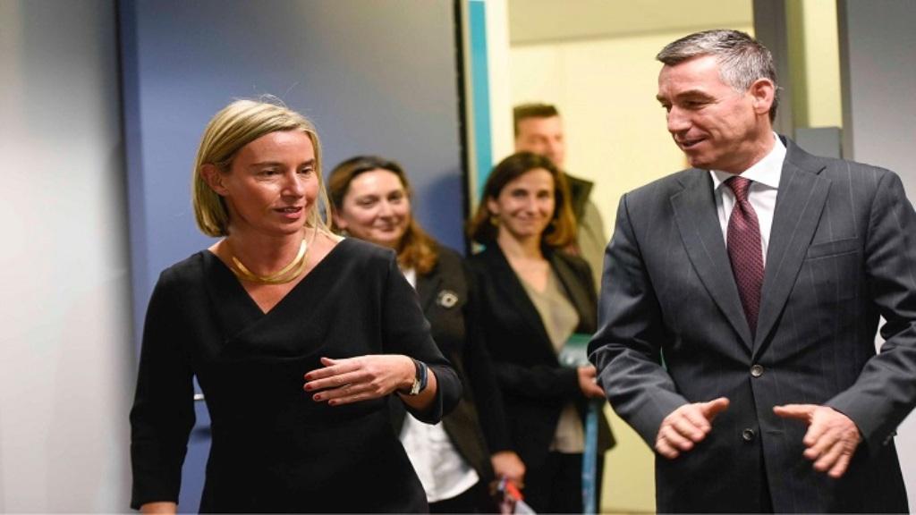 Το Κοσσυφοπέδιο έχει δεσμευθεί στην ευρωπαϊκή του πορεία για ένταξη στην ΕΕ